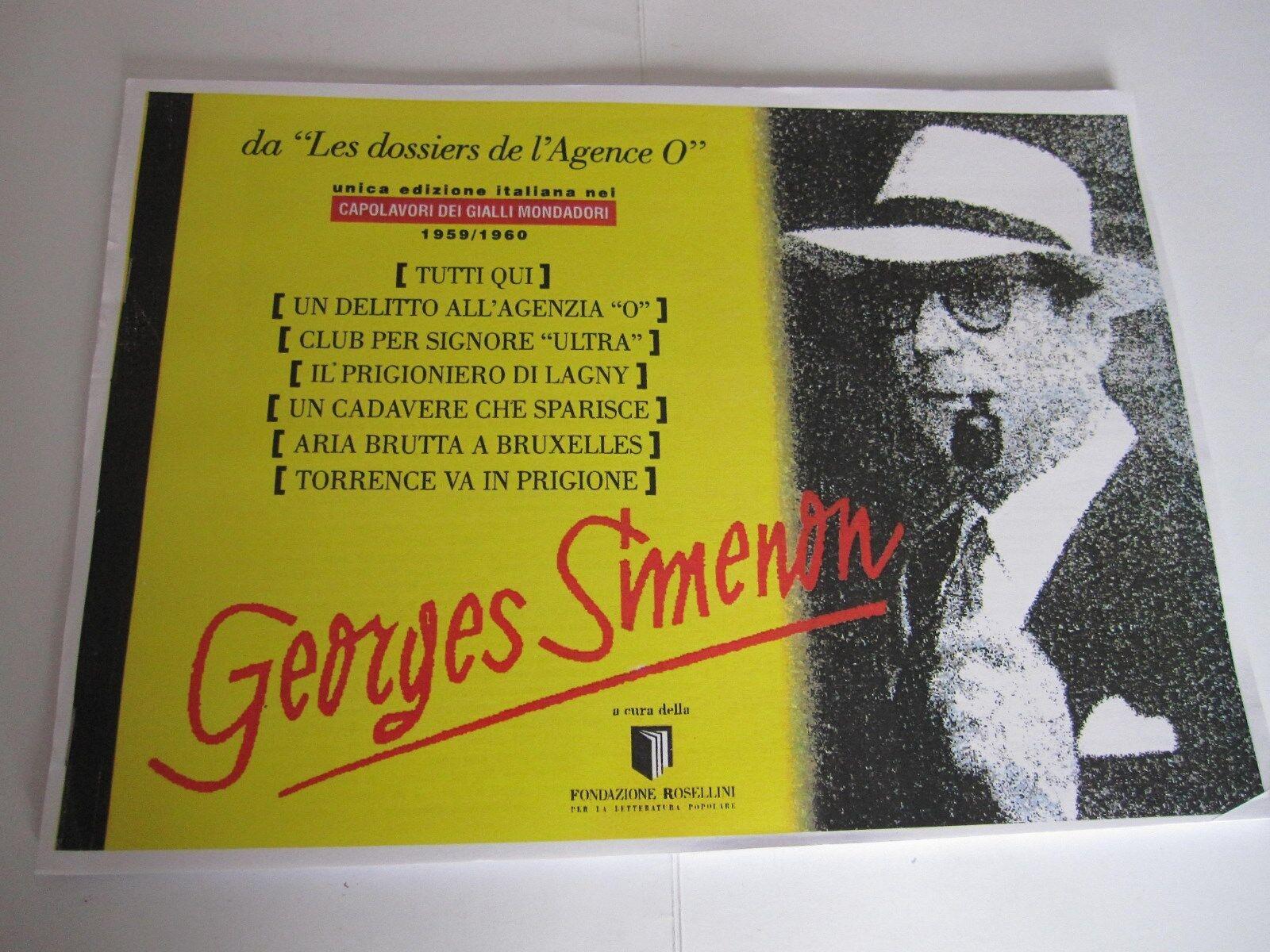 GEORGES SIMENON -