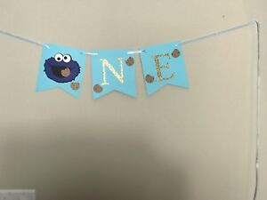 Cookie monster banner