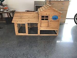 Rabbit hutch for sale Heidelberg Banyule Area Preview