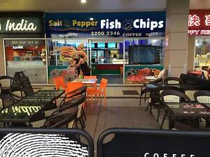 Take Away Shop / Fish & Chips / Pizza & Much More !!!!!!! Marsden Logan Area Preview