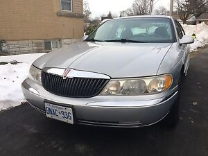 2002 Lincoln Continental 96.000km!