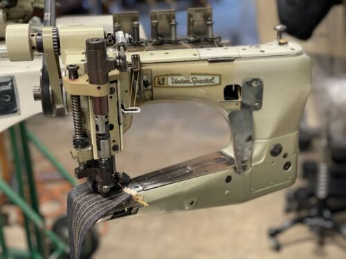 Union Special 35800 DR - Feed Off the Arm Chainstitch Lap seam machine