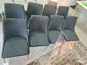 Dove dinning chairs set of 8