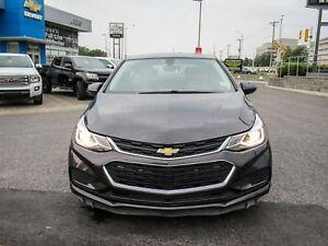 2017 Chevrolet Cruze LT, AUTO, SUNROOF, BOSE SOUND!!!