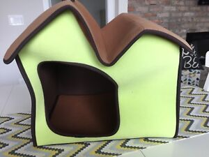 Indoor dog/cat house