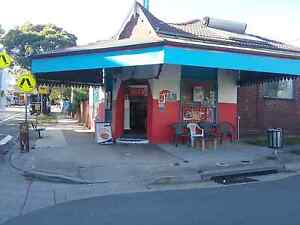 "Convenience store with coffee/ food ( With House ) ""CHEAP RENT Belmore Canterbury Area Preview"