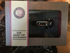Indian Motorcycle Ram Mount for Accessories
