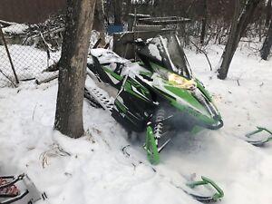 2015 ZR 4000 (500 2 stroke) LXR