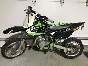 2002 Kawasaki KX 65 Build