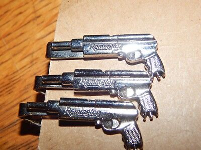 3 New Remington Nail Gun Powder Actuated Nail Gun Tie Bars Tie Clip