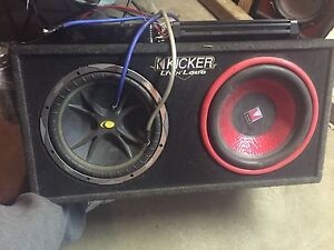 Sound system Trade for?