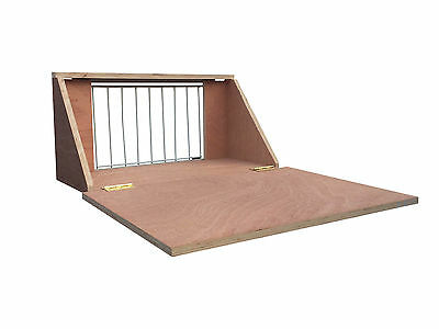 Trap and board for Pigeons - Fantails, tumblers, high flyers, doves bob wires
