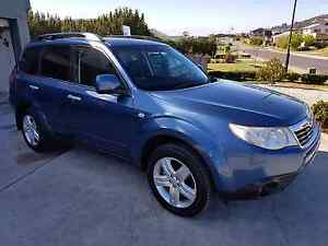 Subaru Forester XS 2009 Auto SUV Wagon Kingston Kingborough Area Preview