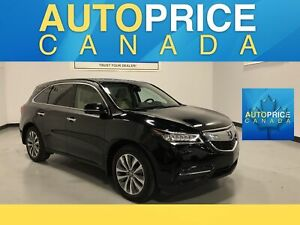 2016 Acura MDX Navigation Package NAVIGATION|REAR CAM|LEATHER