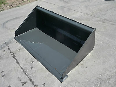 Toro Dingo Mini Skid Steer Attachment 42 Low Profile Smooth Bucket - Ship 179