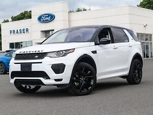 2019 Land Rover Discovery Sport HSEDISCOVERY SPORT HSE DYNAM