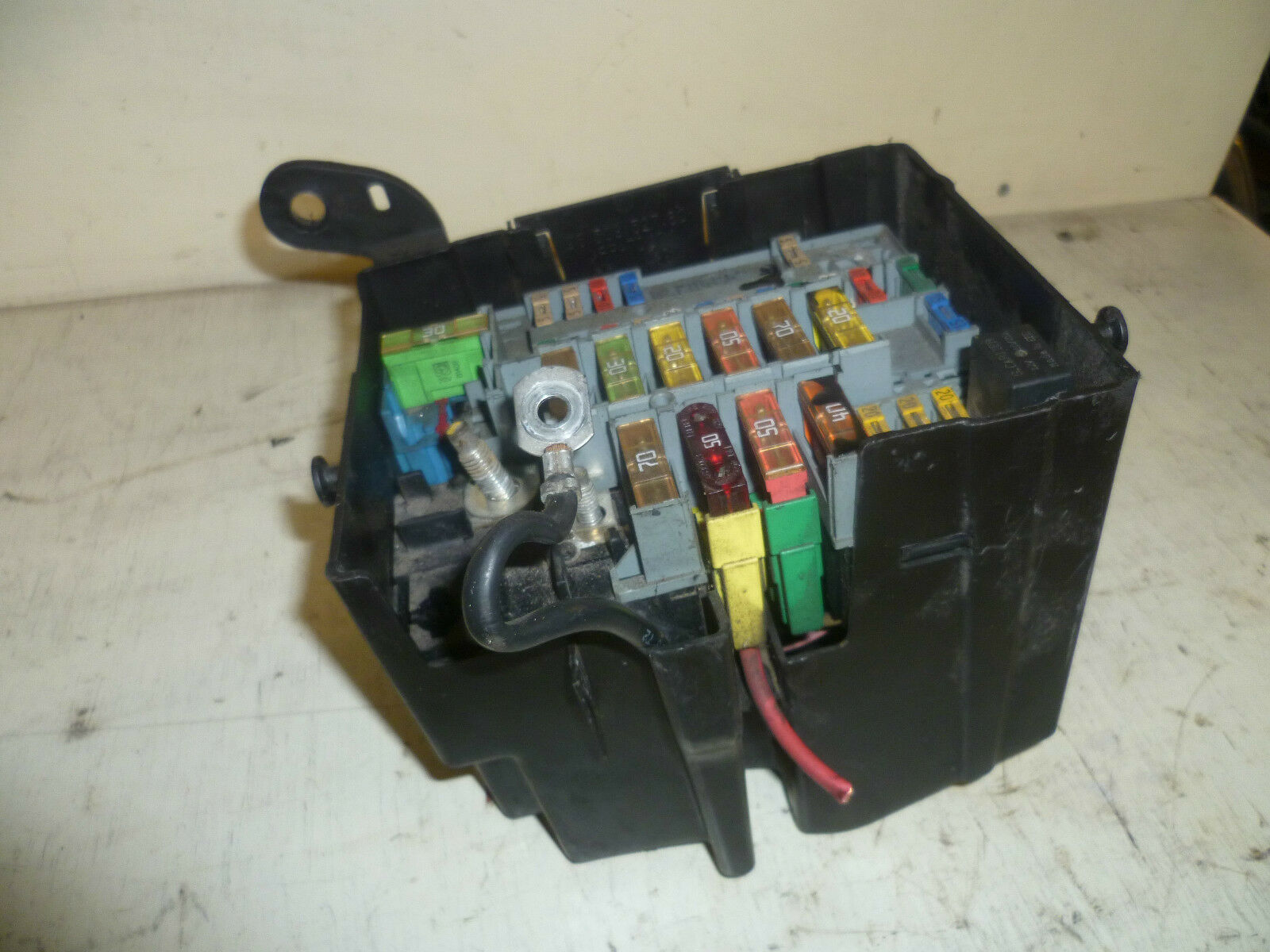 Peugeot 607 20 Hdi 2002 Fuse Board 9646648280 Ebay Mark 4 Astra Box Click On The Image To Enlarge