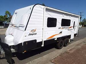 Jayco Starcraft Outback Caravans Gumtree Australia