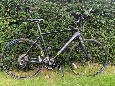 Boardman PRO hybrid bike With carbon fork