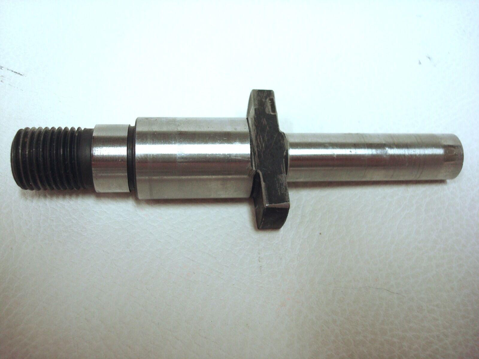 5 8 Spindle Shaft : Milwaukee threaded spindle shaft