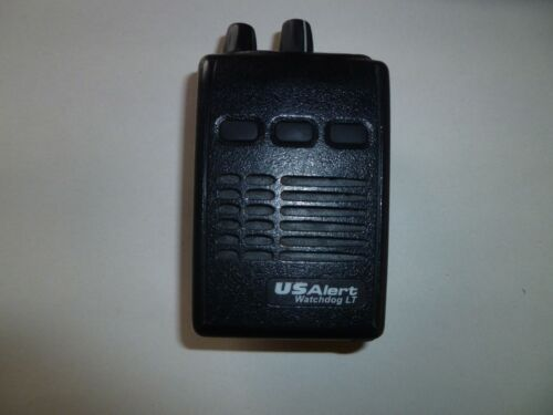 US Alert Watchdog LT 151-159 MHz VHF Fire EMS Pager ob455E