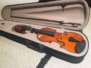 Menzel Beginner Violin and case