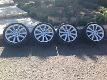 """19"""" Genuine Ford alloys Muswellbrook Muswellbrook Area Preview"""