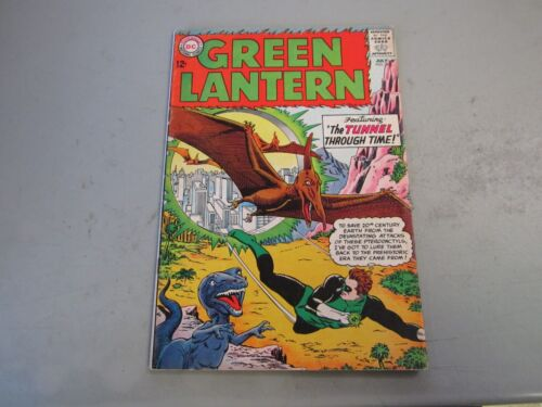 Green Lantern #30 Comic Book 1962