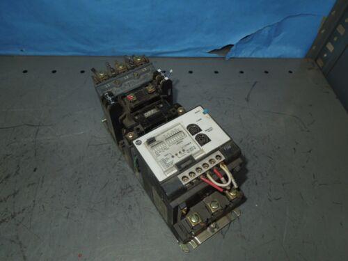 Allen Bradley 509-B0D Size 1 FNVR Starter 120V Coil 2-10A 592-C1FA SMP3 Overload