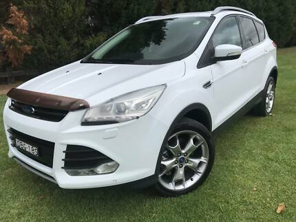 2015 Ford Kuga TITANIUM TURBO DIESEL AWD SUV Richmond Hawkesbury Area Preview