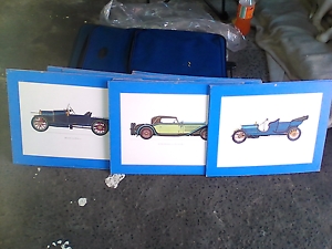 Olden day car prints Dandenong North Greater Dandenong Preview