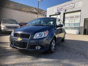 Finance available !! Saftied 2010 Chevrolet aveo
