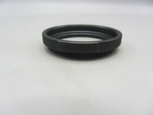 Rare - Leitz Leica 11251 Series 5.5 Lens Filter Adapter Retaining Ring - Canada