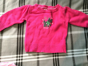 12 m Oshkosh sweater