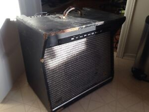 For Sale or trade: 1962 Symphonic MA-9 to Gibson GA20T Ranger