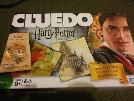 Harry Potter Cluedo St Lucia Brisbane South West Preview