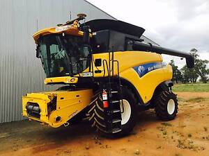 2011 New Holland CR9060 Trangie Narromine Area Preview