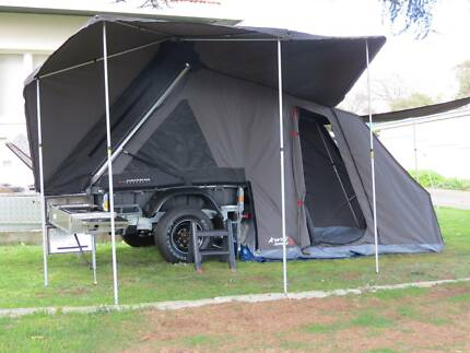 Brand New 2015 Kwik Kampa 2 Camper Trailer at an Amazing Price Mount Gambier Grant Area Preview