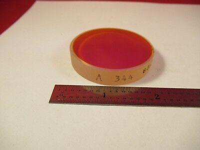 Optical Flat Zerodur 2 Dia Dichroic Mirror 110 Wave Laser Optics 5-a-94