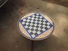 Old mozaik table Brassall Ipswich City Preview