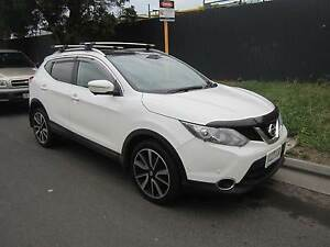 2014 Nissan QASHQAI TL AWD Wagon Diesel 5 Seater For Sale Brooklyn Brimbank Area Preview
