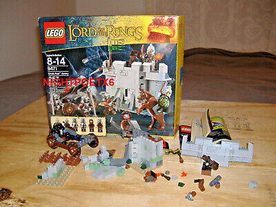 LEGO 9471 URUK-HAI ARMY, LORD OF THE RINGS