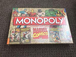 Marvel Monopoly Logan Village Logan Area Preview