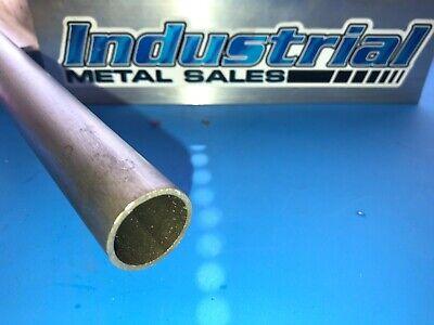 1 Od X 12 X .065 Wall Dom Mild Steel Round Tube1od X .065 Wall 2 Pieces
