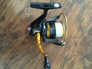 Predator 3000 spin fishing reel Warragul Baw Baw Area Preview