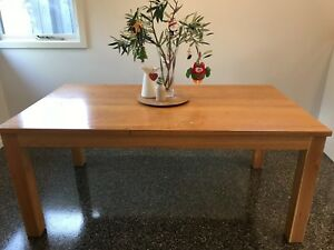 Hardwood Timber Dining Table
