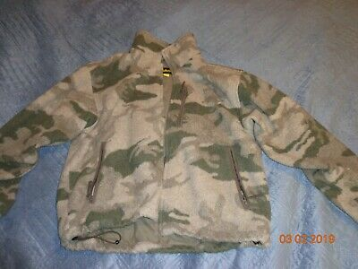18efddcbd92d8 Cabelas Wooltimate Outfitter Camo Jacket with 4Most Windshear, Men's Large