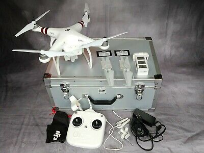 DJI Phantom 3 Standard Quadcopter with 2.7K Camera with State and Extra Batteries