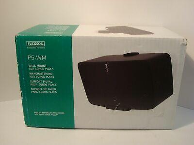 Flexson P5-WM Horizontal Wall Mount Sonos Play:5 SECOND GEN  FLXP5WM1014 - White