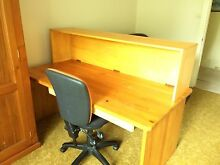 Large desk Hornsby Hornsby Area Preview